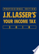 J K  Lasser s Your Income Tax 2018