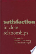 Satisfaction in Close Relationships