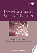Post Traumatic Stress Disorder book