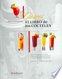 El Libro De Los Cocteles The Cocktail Handbook