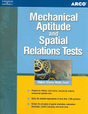 Mechanical Aptitude   Spatial Relations Tests