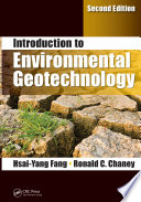 Introduction to Environmental Geotechnology  Second Edition