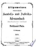 Wiener Handels- und Gewerbe-Schematismus ...