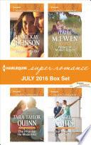 Harlequin Superromance July 2016 Box Set