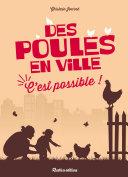 illustration Des poules en ville, c'est possible !