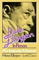 Duke Ellington in Person