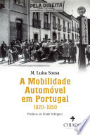 A Mobilidade Automóvel em Portugal