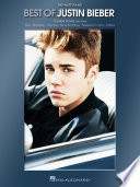 Best of Justin Bieber for Big Note Piano