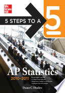 5 Steps to a 5 AP Statistics  2010 2011 Edition