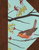 ESV Single Column Journaling Bible  English Robin