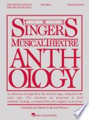 Singer s Musical Theatre Anthology   Volume 6