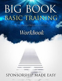 Big Book Basic Training Workbook