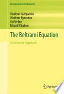 The Beltrami Equation