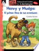 Henry Y Mudge El Primer Libro De Sus Aventuras Henry And Mudge The First Book An Inst