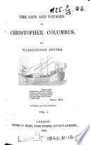 The Life and Voyages of Christopher Columbus