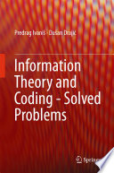 Information Theory and Coding   Solved Problems