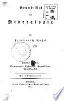 Grund Riss der Mineralogie  von Friedrich Mohs