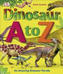 Dinosaur A to Z Book