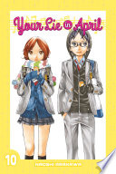 Your Lie In April : ...