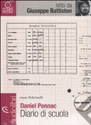 Diario di scuola letto da Giuseppe Battiston. Audiolibro. CD Audio formato MP3
