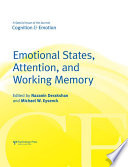 Emotional States  Attention  and Working Memory