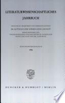 Literaturwissenschaftliches Jahrbuch. N.F., 35.1994