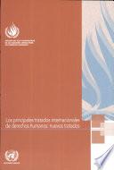 Los principales tratados internacionales de derechos humanos