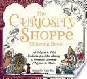 The Curiosity Shoppe Coloring Book