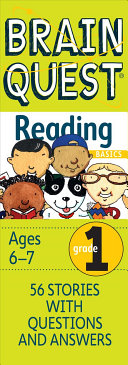 Brain Quest Grade 1 Reading