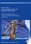 Die Europäische Union als Streitbare Demokratie