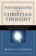 Foundations of Christian Thought