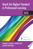 Reach the Highest Standard in Professional Learning  Data
