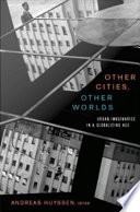 Other Cities  Other Worlds