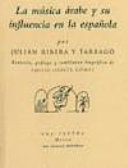 La mùsica àrabe y su influencia en la española
