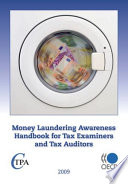 Money Laundering Awareness Handbook for Tax Examiners and Tax Auditors