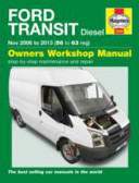 Ford Transit Diesel 2006 To 2013