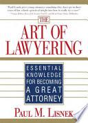Art of Lawyering
