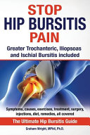 Stop Hip Bursitis Pain