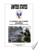 Us National Fire Academy  Nfa  Handbook