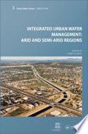 Integrated Urban Water Management Arid And Semi Arid Regions
