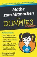 Mathe Zum Mitmachen F  r Dummies Junior