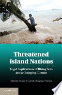 Threatened Island Nations