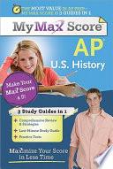 My Max Score AP U. S. History