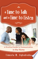 A Time to Talk and a Time to Listen