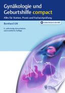 Gynäkologie und Geburtshilfe compact