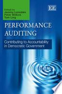 Performance Auditing