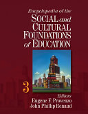 download ebook encyclopedia of the social and cultural foundations of education pdf epub