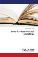 Introduction to Rural Sociology