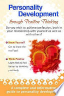 Personality Development Through Positive Thinking
