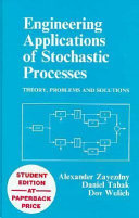 Engineering applications of stochastic processes